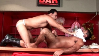 Seductive Gays Alexandre Senna And Henrique Silva Undressing Clothes And Having Wild Sex