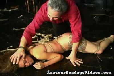 Serving Three Masters Amateur Bondage Videos XXX Porn Tube Video Image