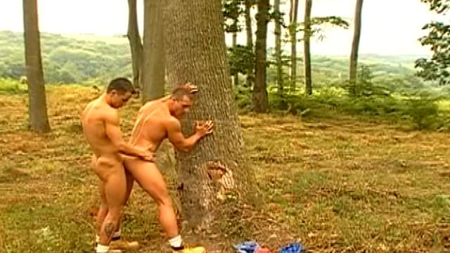 sexual-gays-with-hot-muscle-bodies-screwing-their-assholes-in-the-woods_01