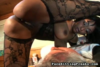 Sexy ebony facesitting scene Face Sitting Freaks XXX Porn Tube Video Image