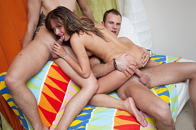 Shameless coeds have group sex at party College Fuck Parties XXX Porn Tube Video Image