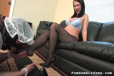 SissyBitch Slave Femdom Academy XXX Porn Tube Video Image