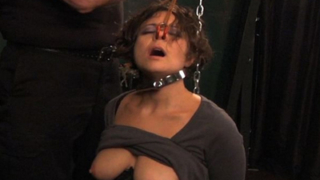 Slave Anna In Bondage Video