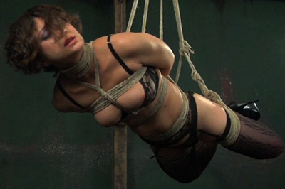 Slave Anna suspended