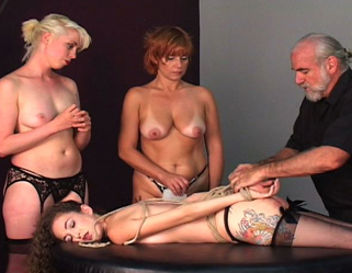 Slave Spankings Galore