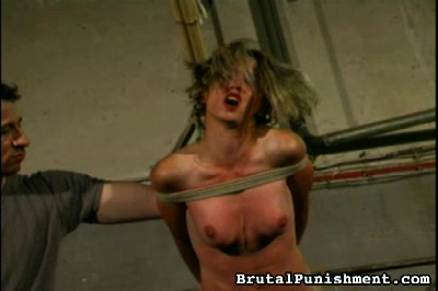 Slung, Swung, and Hung Brutal Punishment XXX Porn Tube Video Image