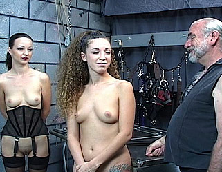 Spanking the Protege Amateur Bondage Videos XXX Porn Tube Video Image