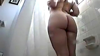 Spying On Sister In Shower Videos – 100% Real