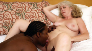Stacey Fucking a Younger Guy