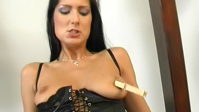stockinged-brunette-slave-caslavova-gets-tits-punished-with-pegs-and-double-fucked-in-threesome_01-1
