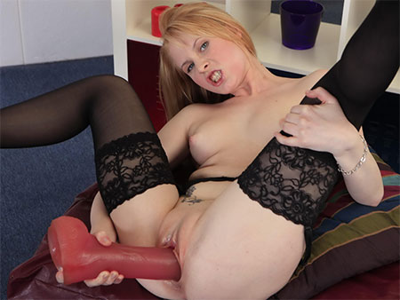 Stockings Hottie