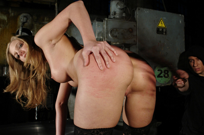 Strike Her While She's Hot Brutal Punishment XXX Porn Tube Video Image