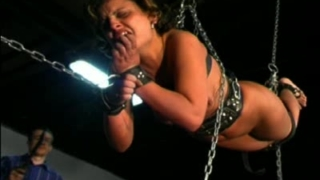 Strung, Chained, Hanging, and Whipped