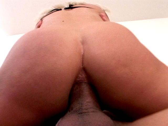 Sublime blonde army slut Layla Jade playing with her asshole Anal Army XXX Porn Tube Video Image