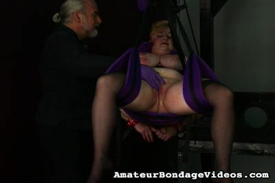 Submissive Plumper Amateur Bondage Videos XXX Porn Tube Video Image