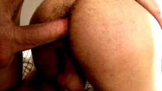 Sweet european twink Jerome getting anally screwed by horny Tommy doggy style