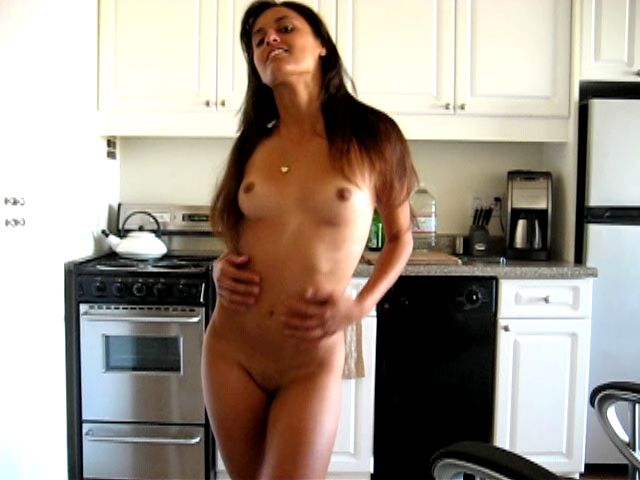 Sweet raven haired exgirlfriend cutie Kaylani teasing with her naked body Ex Girlfriends For Fun XXX Porn Tube Video Image