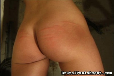 Tanja Gets It…in the End Brutal Punishment XXX Porn Tube Video Image