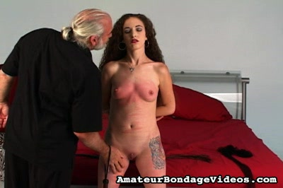 Teasing Cane Amateur Bondage Videos XXX Porn Tube Video Image