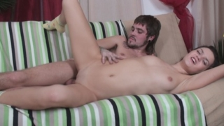 Teen Mona Is A Naughty Sexy Girl With Wet Poon.