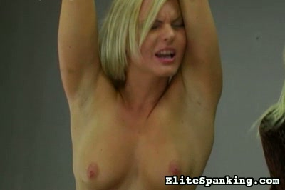 The Bare Back And The Bitch Elite Spanking XXX Porn Tube Video Image