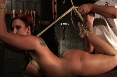 The Taste of Submission Breast Bondage Videos XXX Porn Tube Video Image