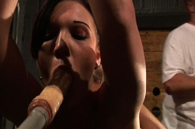 The Taste of Submission