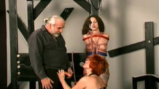 Threesome BDSM