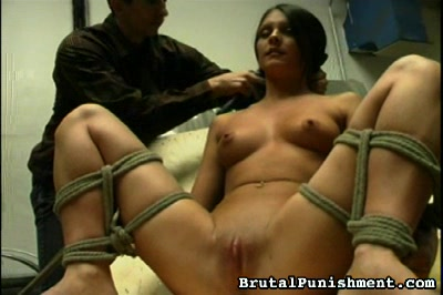 Titty-Whipping Torture
