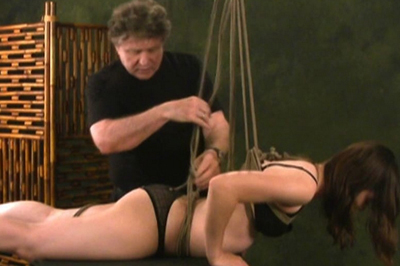 Top rated bondage video