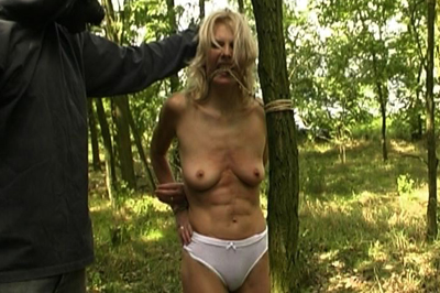 Torment of the Blonde Bimbo Brutal Punishment XXX Porn Tube Video Image