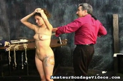 Tortured Trio Amateur Bondage Videos XXX Porn Tube Video Image