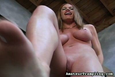 Trample Factory 1 Amateur Trampling XXX Porn Tube Video Image