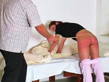 Waking Katty Elite Spanking XXX Porn Tube Video Image