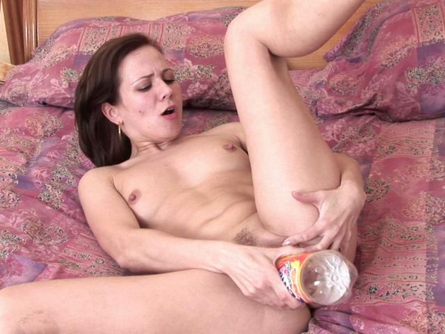 Real wild amateur sex videos, hosehold made dildos