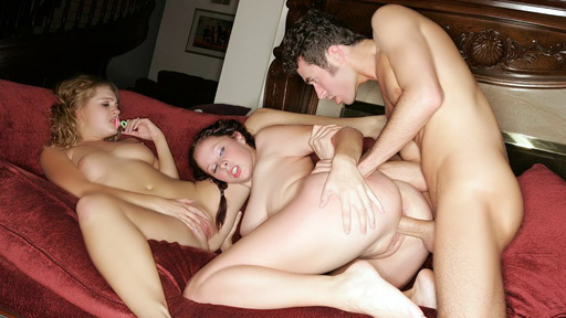 Wild Gangbang Session