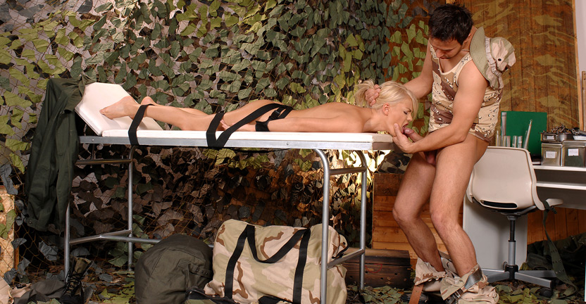 Your in the Army Bizarre Video XXX Porn Tube Video Image