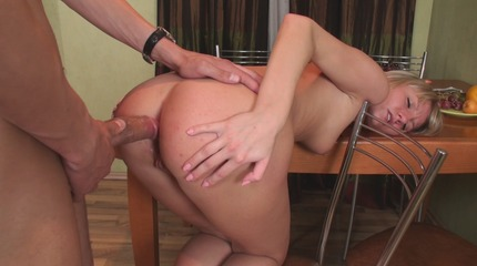 Zina decided that the kitchen was a perfect place to fuck. 18 Virgin Sex XXX Porn Tube Video Image
